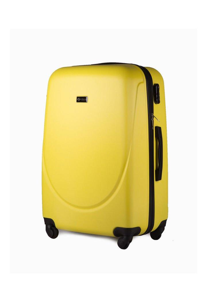 b31ec1987a239 Walizka kabinowa S stl310 abs żółta Kliknij, aby powiększyć ...